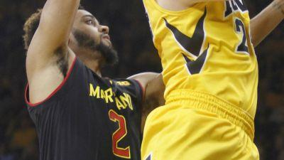 Melo Trimble continues to lead young Maryland through Big Ten