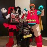 "Justin Timberlake's Family Costume Will Have You Screaming, ""Batman to the Rescue!"""