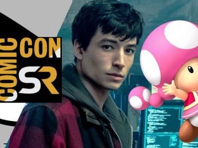 Must See: Ezra Miller's Amazing Cosplay as Toadette at Comic-Con