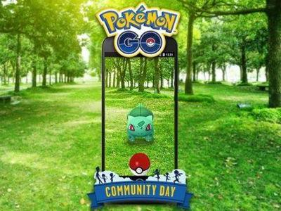 Clear Your Calendar For The Next Pokemon Go Community Day, Coming This May