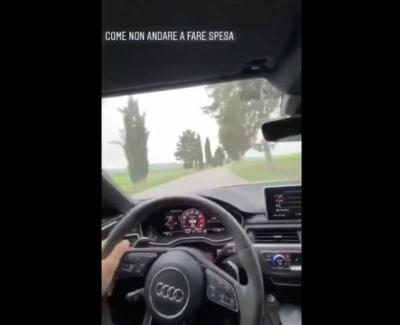 Being A Racer Doesn't Mean You Get To Drive Like An Asshole On Public Roads