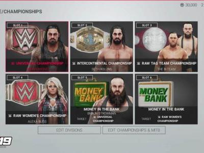 Part two of the new features round up for WWE 2K19 includes new features for Universe mode