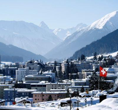 119 billionaires, 53 heads of state, and an $8.3 million security bill: A look at Davos by the numbers