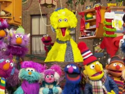 We're Getting A New SESAME STREET Movie (And Lord Knows The World Could Use One Right About Now)