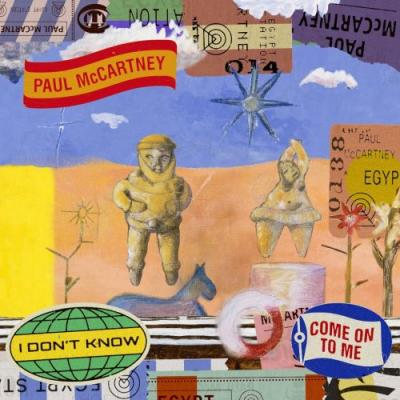 "Paul McCartney - ""I Don't Know"" & ""Come On To Me"""