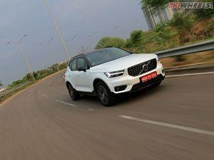 Volvo XC40 launch tomorrow Will rival BMW X1 Mercedes GLA and Audi Q3