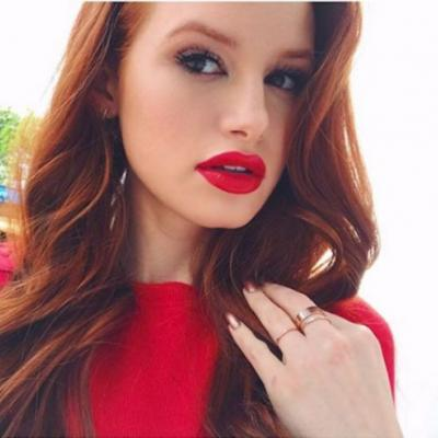 Found: The Exact Shade of Red Lipstick Cheryl Blossom Wears in Riverdale
