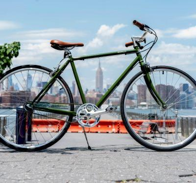 I found a reliable site to buy a bicycle online - my hesitations over quality are gone after putting my bike through its paces on the pothole-riddled streets of NYC
