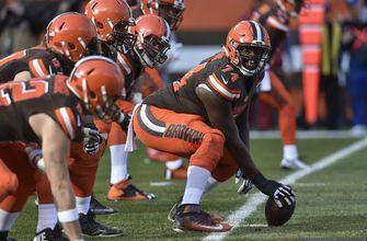 Last move: Browns trade disappointing OL Erving to Chiefs