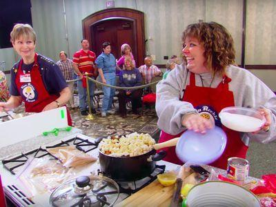 Melissa McCarthy Plays an Amateur Chef in the Comedy 'Cook-Off!'