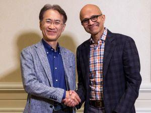 Wait, What - Microsoft And Sony Are Working Together Now?