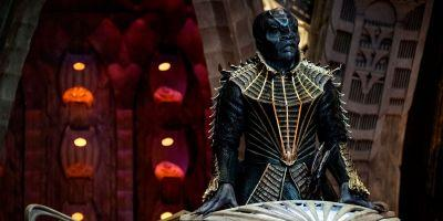 Check Out Star Trek: Discovery Klingon Costumes From SDCC
