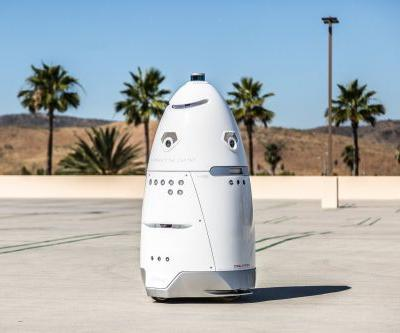 The company behind the crime-fighting robot that's been used to keep away homeless people in San Francisco has raised $25 million