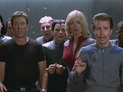 How The Galaxy Quest TV Show Will Tie Into The Movie