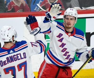 David Quinn calls out Rangers' anemic power play