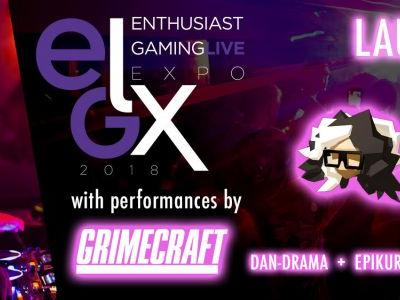 Your body is not ready: We're hosting 2 VGM parties at EGLX, March 9-10