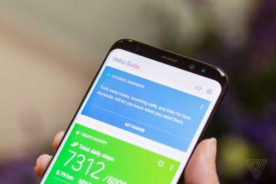 Bixby feels more like a return of the old Samsung than a path to the future