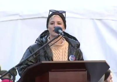 Halsey Gave a Righteous, Moving Speech at NYC's Women's March