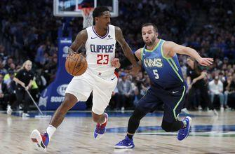 George, Clippers stop Doncic, Mavs 114-99 for 6th straight