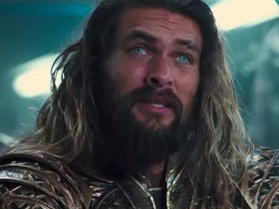 Why It's Okay Aquaman's Backstory Was Cut From Justice League, According To Jason Momoa