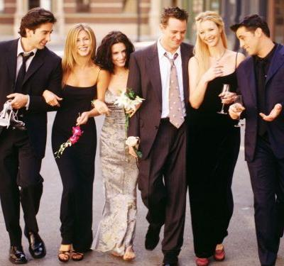 Alert: The Friends Cast Is Officially Reuniting on HBO