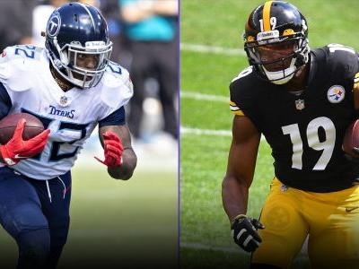 How Steelers-Titans COVID-19-related postponement affects Week 4 fantasy football matchups=