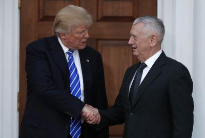 Defense nominee James Mattis disagrees with Trump on Russia