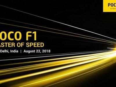 Xiaomi sub-brand Poco is all set to unveil its first phone on Aug. 22