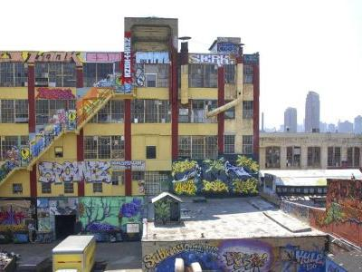 Court weighing whether graffiti mecca was protected by law