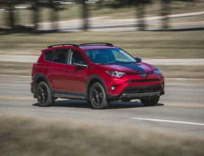2018 Toyota RAV4 in Depth: Dull Dynamics Outweighed by Practicality and Value
