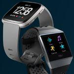 Amazon is selling the Fitbit Ionic smartwatch at $50 off for Father's Day; sale price is $249.95