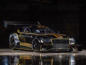 Bentley Continental GT3 Pikes Peak Unveiled Will Run On Renewable Fuel