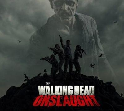 Walking Dead Onslaught launches on PlayStation VR today