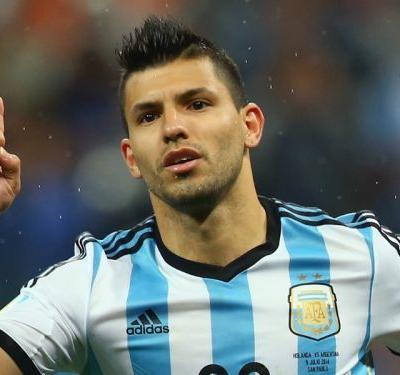 Aguero will not be 100 per cent for World Cup - Argentina doctor