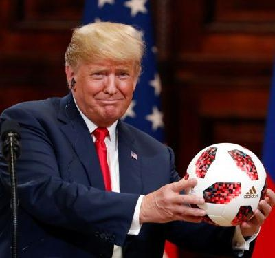 It turns out the soccer ball Putin gifted to Trump really does have a transmitter chip inside