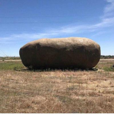 You can stay in a giant potato in Idaho for $200 a night