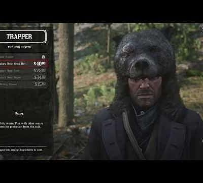 Red Dead Redemption 2: Legendary Bear Pelt Location and Tips