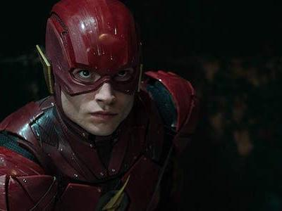 The Flash's Ezra Miller Is Now Working On The Script With A DC Comics Heavyweight
