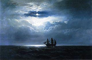 James Hamilton, The Convict Ship T.K. Hervey