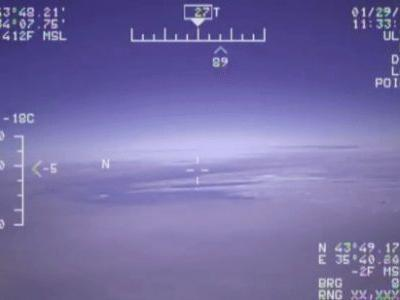 A Russian Fighter Jet Just Came Screaming Within Five Feet Of An American Navy Spy Plane