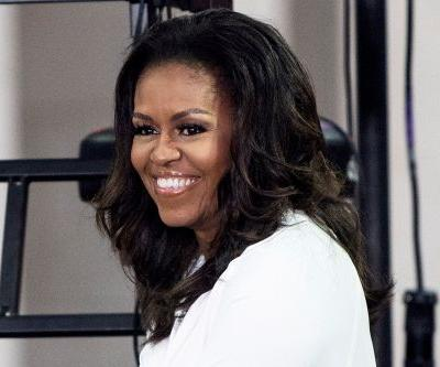 Michelle Obama shows off abs in 'self-care Sunday' post