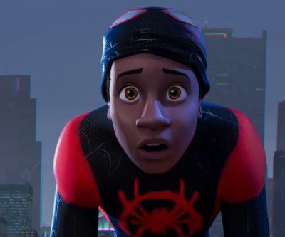 Watch the first trailer for the animated Miles Morales Spider-man film