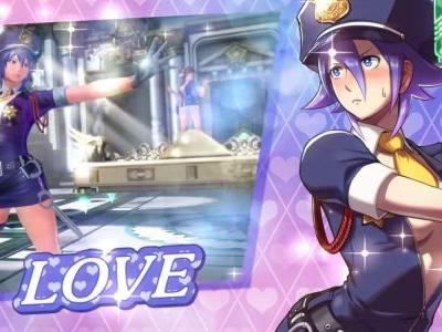 SNK Heroines: Tag Team Frenzy Adds Love Heart