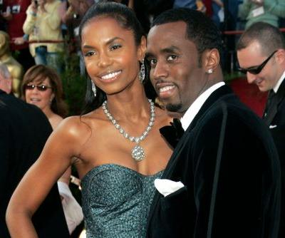 Diddy breaks silence on ex Kim Porter's death