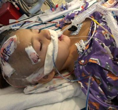 'My baby didn't deserve this': 3-year-old girl shot in the head during road rage incident