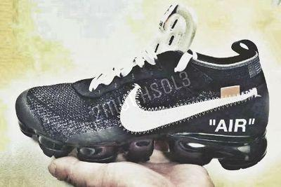 More Photos of the OFF-WHITE x Nike Air VaporMax Surface