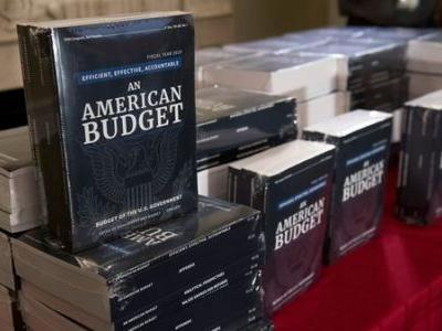 Trump Offers Spending Blueprint, But Congress Already Wrote The Check
