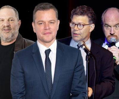 Matt Damon speaks out on Harvey Weinstein, Al Franken and Louis C.K