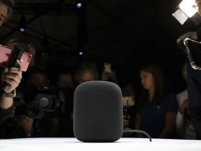 Apple fanboys tried to buy Apple's new speaker in the middle of the night - but it didn't go on sale until the morning