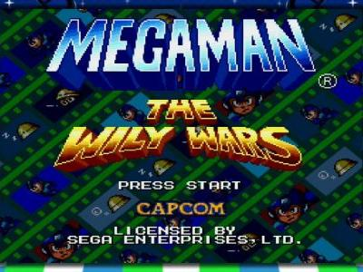 10 additional games announced for Sega Genesis Mini including Mega Man: The Wily Wars